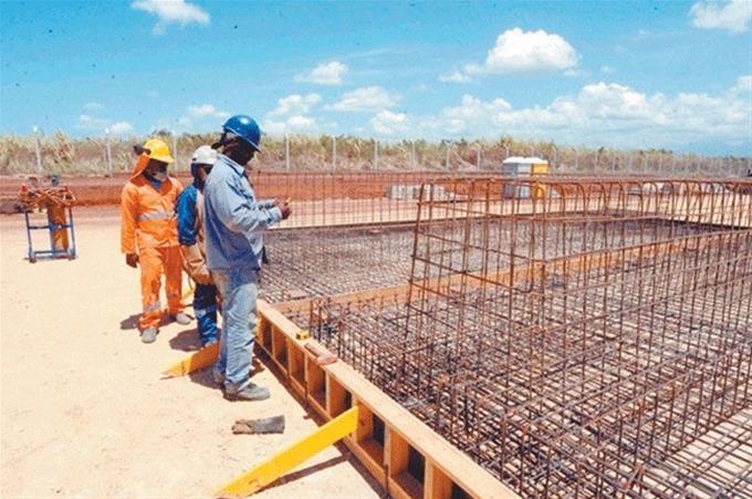 Punta Catalina (Bani): la obra no avanza