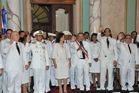 Gabinete gobierno dominicano